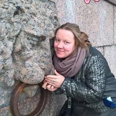 Екатерина Подустова