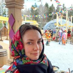 Мария Беликова