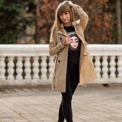 Екатерина Лузганова